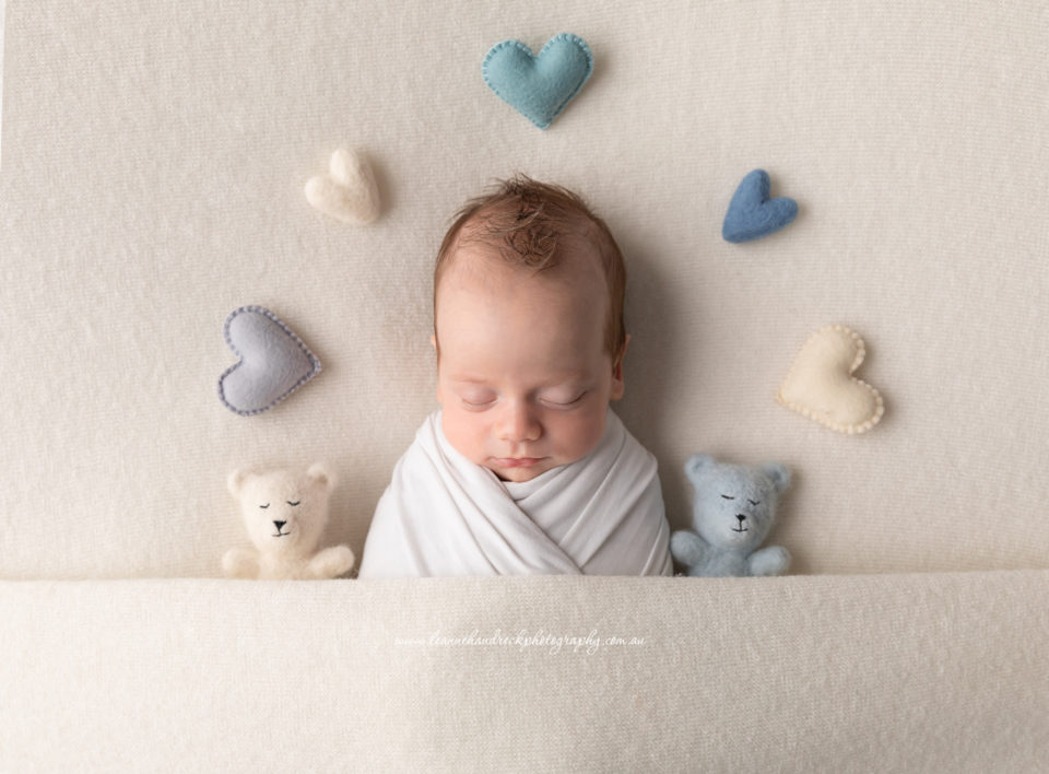 Newborn Photographer Gold Coast - Leanne Handreck Photography