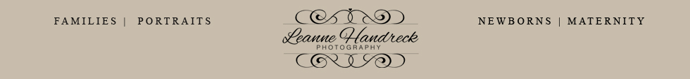 Leanne Handreck Photography logo